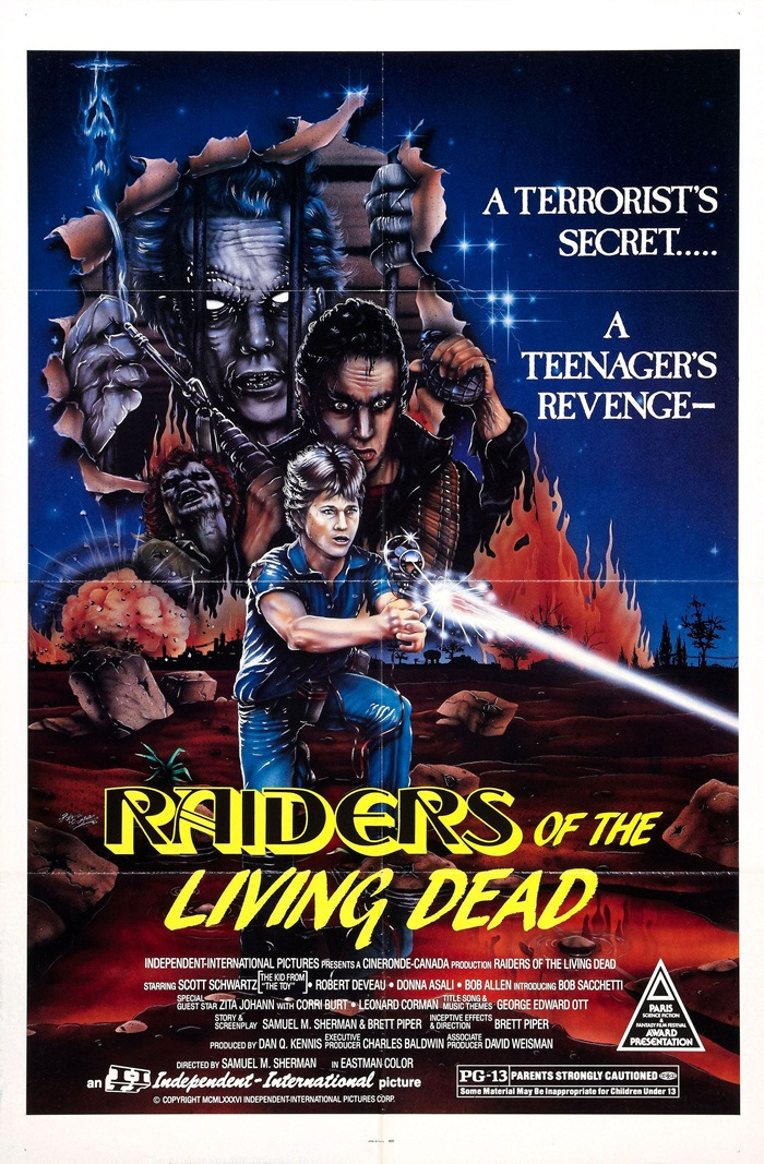 Raiders of the Living Dead (1986)