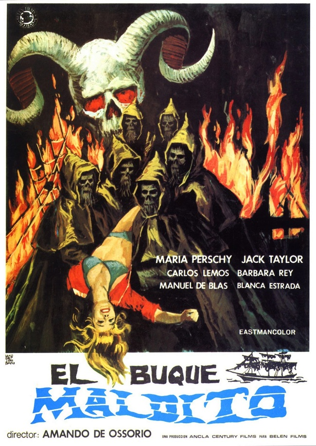 The Ghost Galleon (1974)