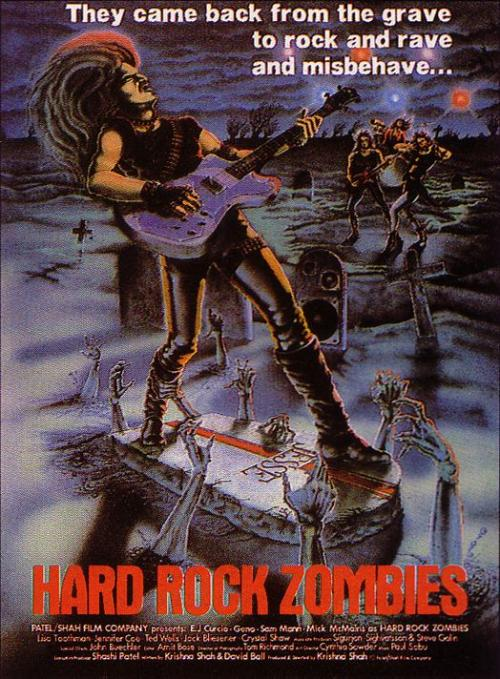 Hard Rock Zombies (1984)