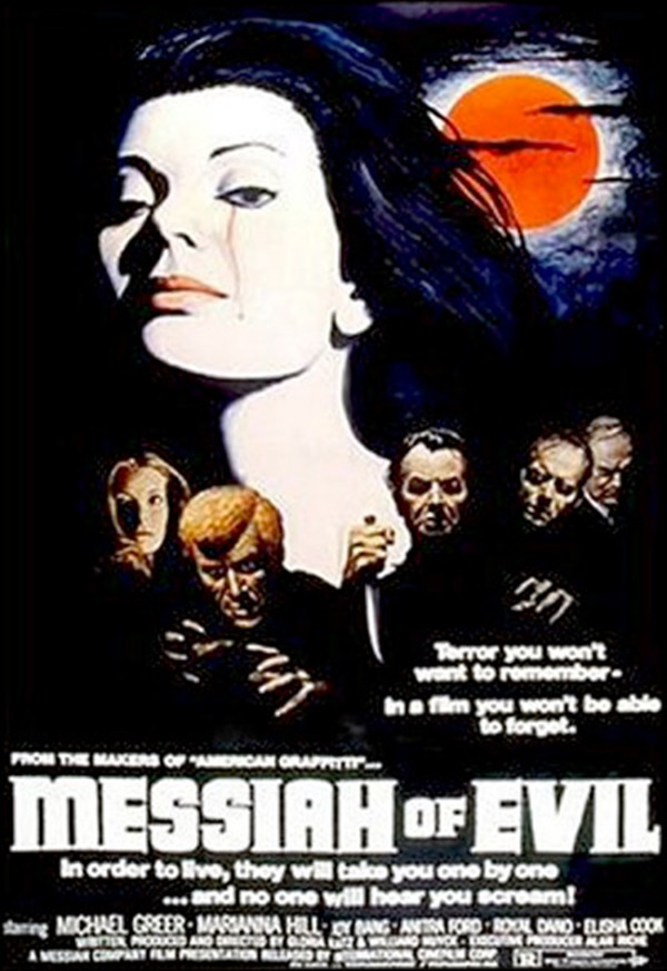 Messiah of Evil (1972)