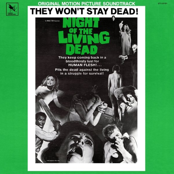 Night of the Living Dead (1968): Soundtrack