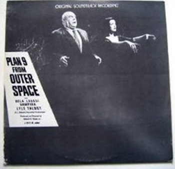 Plan 9 from Outer Space (1959): Soundtrack