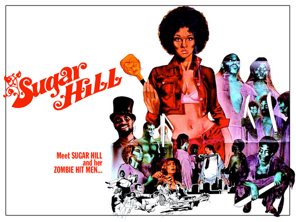 Sugar Hill 1974 Soundtrack