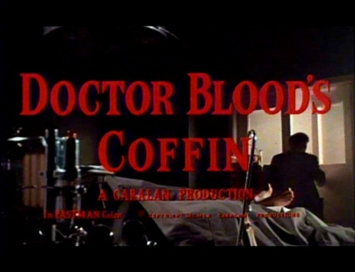 Dr Blood's Coffin (1961): Soundtrack