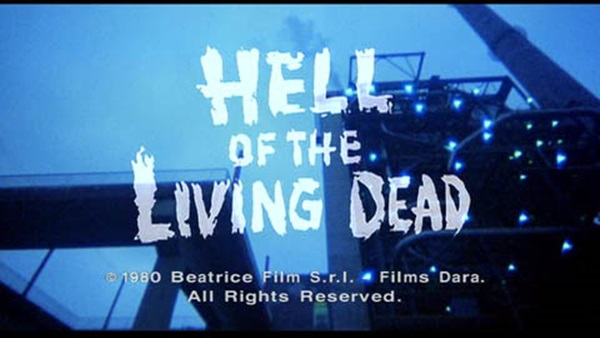 Hell of the Living Dead (1980): Soundtrack