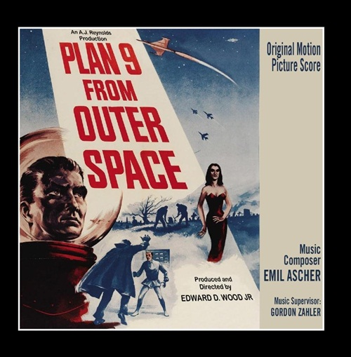 Plan 9 from Outer Space - Soundtrack