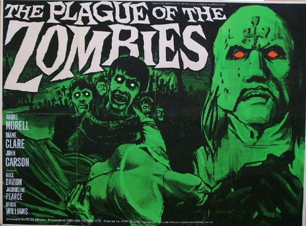 The Plague of the Zombies (1966): Soundtrack