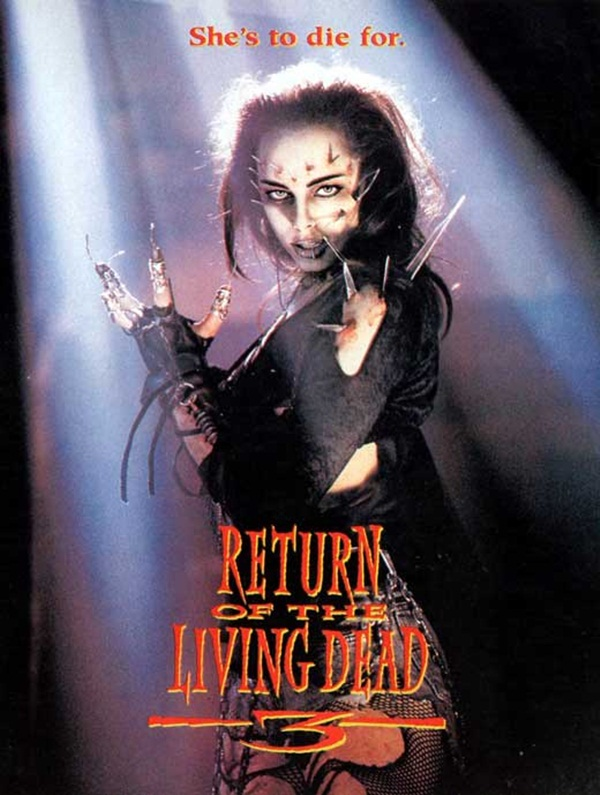 Return of the Living Dead 3 (1993)