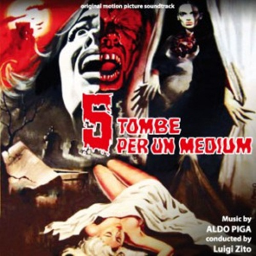 Terror Creatures from the Grave (1965): Soundtrack