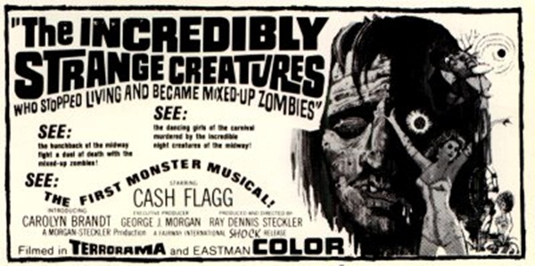The Incredibly Strange Creatures Who Stopped Living and Became Mixed-Up Zombies (1965): Soundtrack