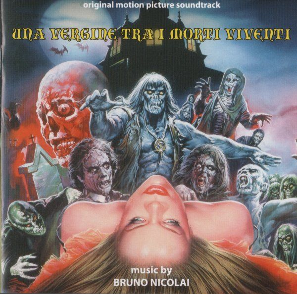 A Virgin Among the Living Dead (1973): Soundtrack