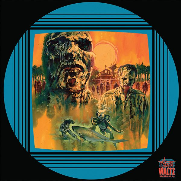 Zombie Flesh Eaters (1979): Soundtrack