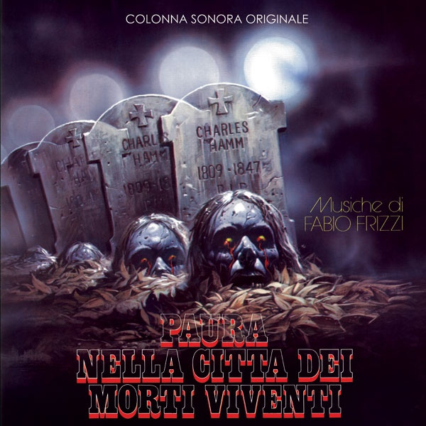 City of the Living Dead (1980): Soundtrack