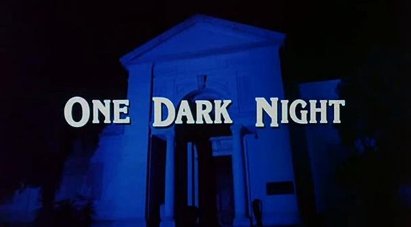 One Dark Night (1983): Soundtrack