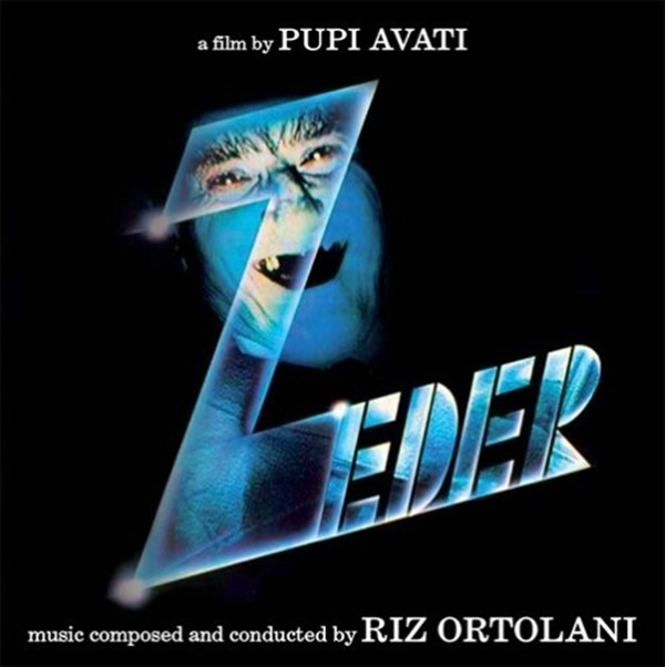 Zeder (1983) Soundtrack by Riz Ortolani