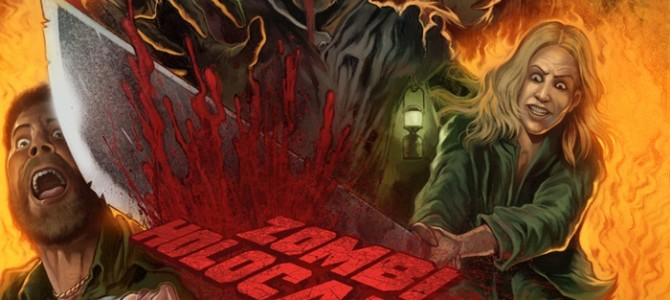 Zombie Holocaust soundtrack by Nico Fidenco